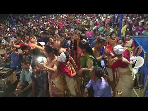 Download Nilim Akash at Jamiya Bojai Gon Bihu Senimai 2018 HD Video