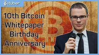 Анонс 10th Bitcoin Whitepaper Birthday Anniversary с Евгением Романенко, 30-31 октября 2018, Тбилиси