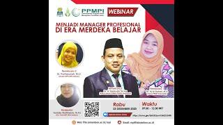 Webinar Nasional Program Studi Manajemen Pendidikan Islam Part 2