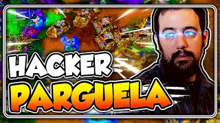 WARCRAFT III |SHUTING UP MOUTH TO A DUMBASS - Multiplayer - Spanish Gameplay