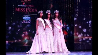 Crowning Moments Femina Miss India 2017