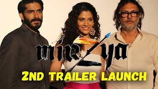 Mirzya 2nd Trailer Launch