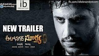 Autonagar Surya Pre-release Trailer