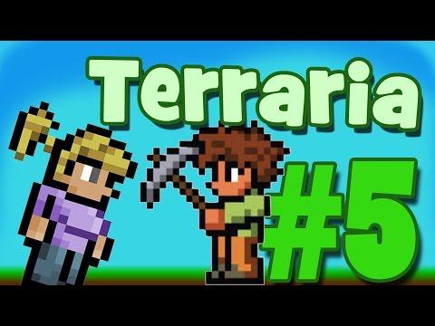 Terraria #5 - Fisťa je prostě HACKER! | Gorrden & Fisťa