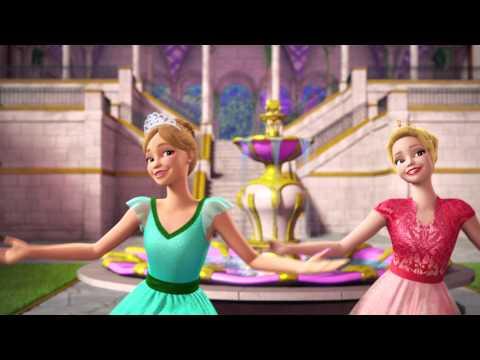 Barbie Рок-Принцесса