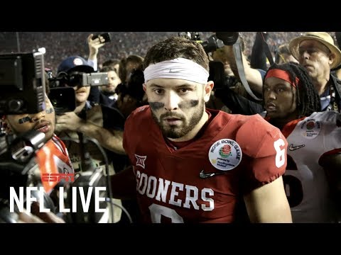 Can Baker Mayfield play in the NFL? | NFL Live | ESPN
