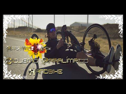 Performance Show   Ciclismo Paralímpico   Paraciclismo   Handbike   Bicicleta Adaptada Para Cadeirantes   2021