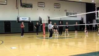 Art Of Coaching Volleyball - Hitting Approach (Portland Clinic)