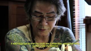Yakuza Tattoo Artist Explains The Significance Of Body Art To The Japanese Mafia