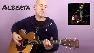 Alberta - Guitar Lesson - by Joe Murphy