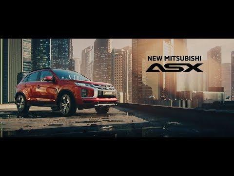 Mitsubishi  Asx Кроссовер класса J - рекламное видео 1