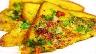 How To Make Egg Masala Toast | Homemade Egg Masala Toast Recipe | Quick & Easy Breakfast Recipe