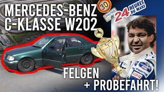 LEVELLA   Mercedes C-Klasse W202 - Felgen + Probefahrt!