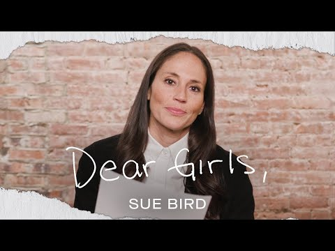 Sue Bird's inspiring message to young girls in sports | SINCERELY YOURS