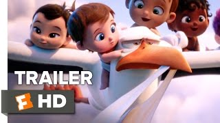 Storks Official Trailer 3 2016  Andy Samberg Movie