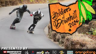 Soldiers of Downhill 2014 | MuirSkate Longboard Shop