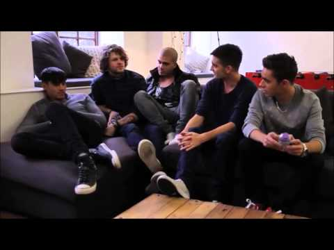 The Wanted - YNOT Interview HD