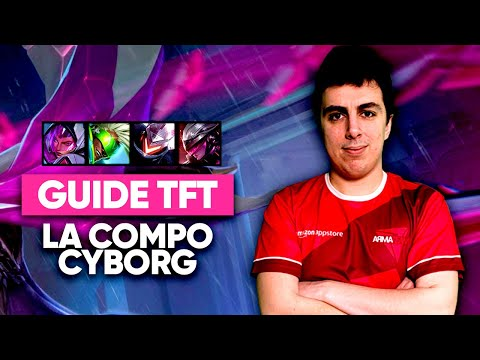 TUTO TFT : LA COMPO CYBORG IRELIA ET EKKO TEAM FIGHT TACTICS FR