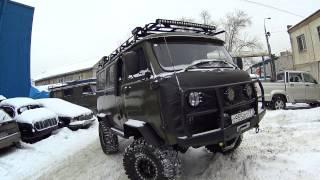 Когда в УАЗ Буханку вложили 2 млн рублей! Монстр