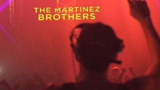The Martinez Brothers on Music On  Amnesia Ibiza 092016