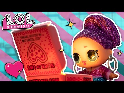 LOL Surprise! | Stop Motion Cartoon | Eye Spy Episode 5: This Is Unbeweavable!