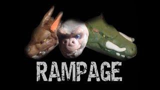 RAMPAGE (claymation) 1000 sub special