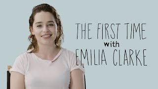 The First Time with Emilia Clarke | Rolling Stone