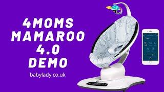 4moms Mamaroo 4 Demo - Baby Lady