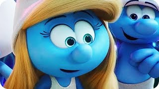 SMURFS: THE LOST VILLAGE Teaser Trailer (2017) Animated Movie