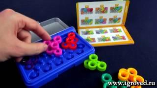 IQ-конфетки, IQ-шаги, IQ-элемент. Обзор настольных игр-головоломок от Игроведа