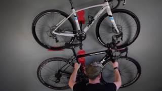 DaHÄNGER Dan bike rack installation