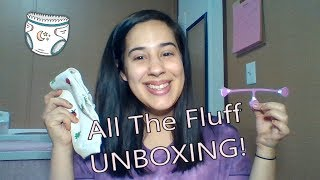 All The Fluff Unboxing! (cloth Diaper Subscription)