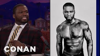 "Curtis ""50 Cent"" Jackson On His $125 Underwear  - CONAN on TBS"