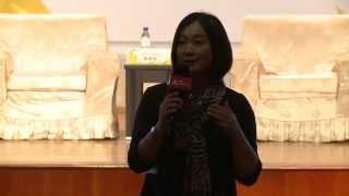 天下雜誌「校園論壇」輔仁大學篇/台灣IBM總經理黃慧珠與學生對談