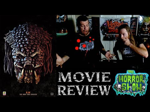 """The Predator"" 2018 Shane Black Sequel Non-Spoiler Movie Review – The Horror Show"