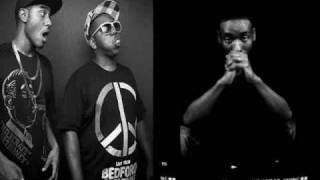 "The Cool Kids ""Delivery Man (9th Wonder Remix)"""