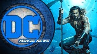 New looks at Aquaman & Shazam! Birds of Prey Revealed? - DC Movie News