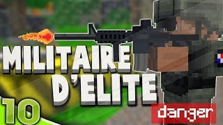 J'ATTAQUE UNE BASE MILITAIRE ! | Minecraft Moddé The Lost City EP.10