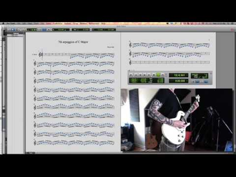 Check out this intermediate to advanced electric guitar tip!