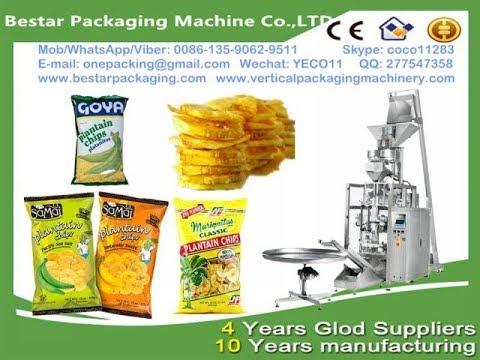 Máquina de envasado automática de bolsas para alimentos hinchados, máquina de alimentos inflados