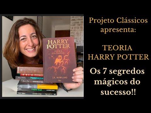 TEORIA HARRY POTTER - Os 7 segredos mágicos do sucesso (clássico de junho)
