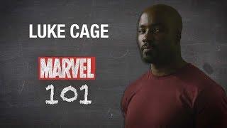 Luke Cage - Marvel 101 LIVE ACTION!