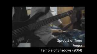 Angra - Sprouts of Time - Bass Cover