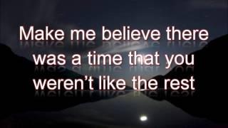 For My Sake - Shinedown (Lyrics)