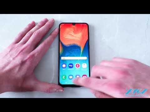 Как установить мелодию на звонок в Samsung Galaxy A30 (XDRV.RU)