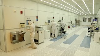 The Lurie Nanofabrication Facility at the University of Michigan