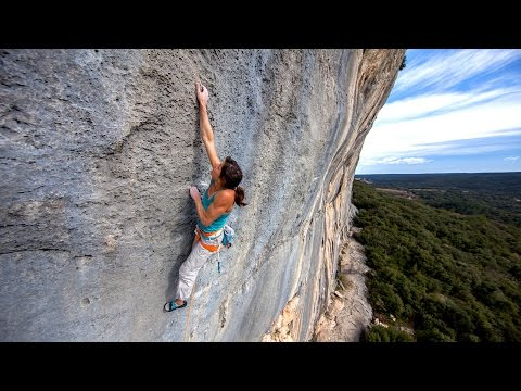 Rock climbing in Seynes - the SITTA project outtakes