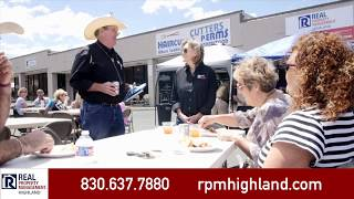 Real Property Management Highland Commercial Released!