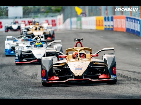 Highlights Sanya E-Prix - 2018/2019 ABB FIA Formula E - Michelin Motorsport