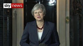 Watch Theresa May